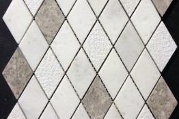 Mosaic marble and natural stone 1