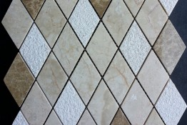 Mosaic marble and natural stone $ 9.59