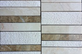 Mosaic marble and natural stone 3