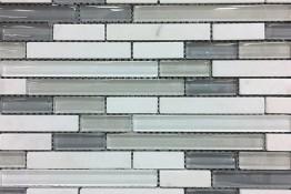 Mosaic stone + glass 4