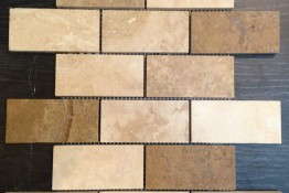 Mosaic marble and natural stone 6