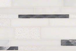 Mosaic stone + glass 8