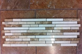 Mosaic marble and natural stone 11
