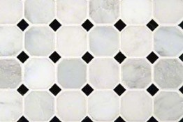 Mosaic marble and natural stone 22