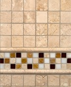 Mosaic marble and natural stone 26